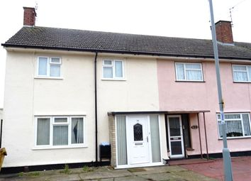 Thumbnail 3 bed end terrace house for sale in Willowcroft Road, Ipswich