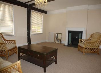 Thumbnail 2 bed maisonette to rent in Parkholme Terrace, High Street, Lowestoft