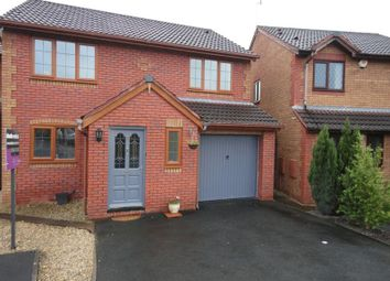 Thumbnail 4 bed detached house to rent in Buttercup Drive, Lickey End, Bromsgrove