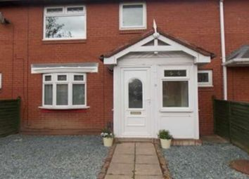 Thumbnail 3 bed terraced house to rent in Hazel Court, Middlesbrough