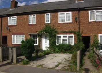 Thumbnail 3 bed terraced house for sale in Bristol Road, Luton, Bedfordshire