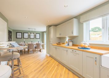 Thumbnail 4 bed detached house for sale in Finkley Down, Andover