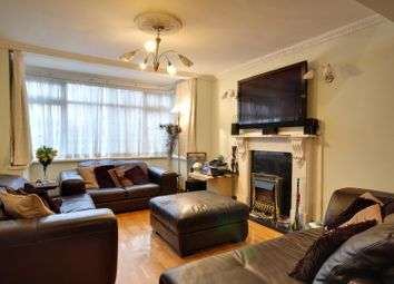 Thumbnail 4 bed semi-detached house to rent in Queens Walk, Harrow, Middlesex