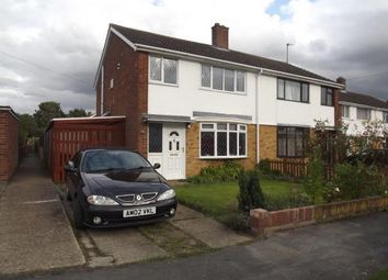 Thumbnail 3 bed semi-detached house for sale in Longsands Road, St Neots, Cambs