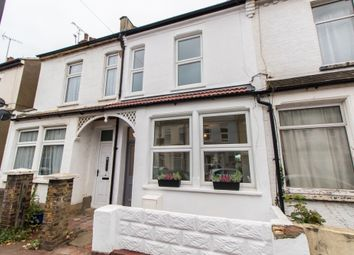 Thumbnail 3 bedroom terraced house for sale in Colchester Road, Southend-On-Sea