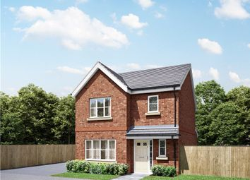 Thumbnail 3 bed detached house for sale in Manchester Road, Congleton, Cheshire