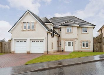 Thumbnail 5 bedroom detached house for sale in Cortmalaw Crescent, Robroyston, Glasgow