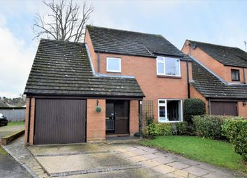 Thumbnail 4 bed link-detached house for sale in The Oaks, Yateley