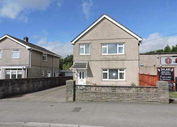 Thumbnail 3 bed semi-detached house for sale in Frampton Road, Gorseinon, Swansea