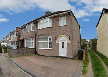 Thumbnail 3 bedroom end terrace house to rent in Hartland Avenue, Wyken, Coventry
