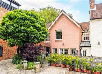 Thumbnail 2 bed terraced house for sale in Popes Hill, Kingsclere, Newbury Hampshire