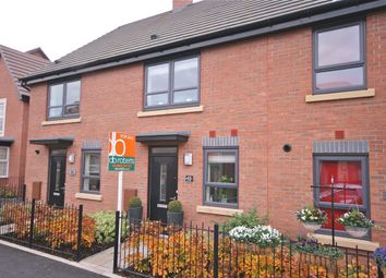 Thumbnail 2 bed terraced house for sale in Rees Way, Lawley Village, Telford