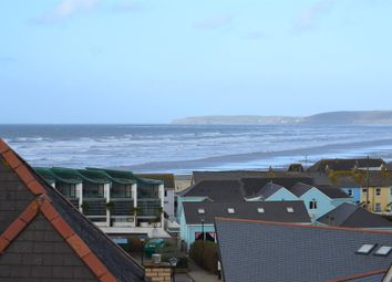 Thumbnail 1 bedroom flat for sale in Nelson Terrace, Westward Ho!, Bideford