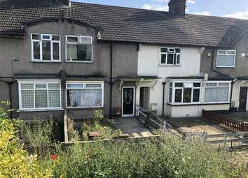 Thumbnail 2 bed terraced house for sale in Jarrah Cottages, London Road, Purfleet, Essex