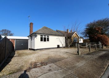 Thumbnail 3 bed bungalow to rent in Burns Avenue, Colchester