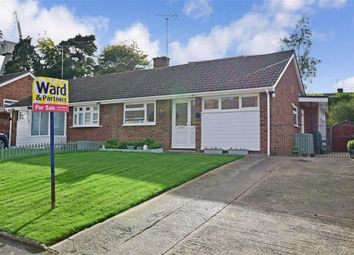 Thumbnail 3 bed semi-detached house for sale in Harvey Road, Willesborough, Ashford, Kent