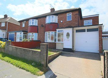 Thumbnail 4 bedroom semi-detached house for sale in Alston Crescent, Sunderland