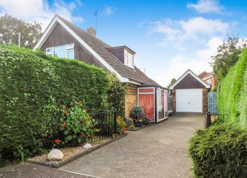 Thumbnail 3 bedroom bungalow for sale in Point Drive, Brandon Road, Swaffham
