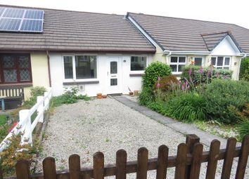 Thumbnail 2 bed terraced bungalow for sale in Coombe Road, Callington