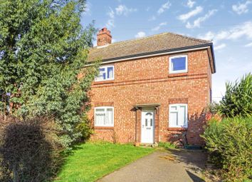 Thumbnail 3 bed semi-detached house for sale in New Street, Helpringham, Sleaford