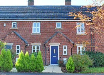 Thumbnail 3 bed terraced house to rent in Bernard Gadsby Close, Ashbourne