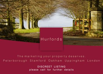 Thumbnail 2 bed flat for sale in Branston Road, Uppingham, Oakham