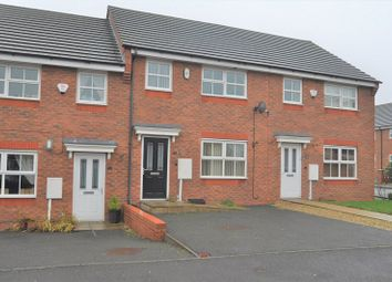 Thumbnail 3 bed town house for sale in Forefield Grove, Berry Hill, Stoke On Trent, Oth