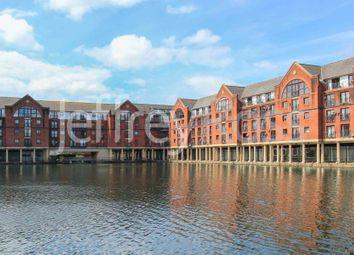 Thumbnail 2 bedroom flat to rent in York Court, Schooner Way, Cardiff Bay