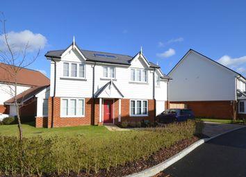 Thumbnail 5 bed detached house to rent in Oak Road, Marringdean Acres, Billingshurst