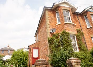 Thumbnail 3 bed semi-detached house for sale in Abingdon Road, Ryde