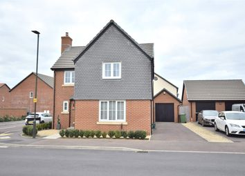 Thumbnail 4 bed detached house for sale in Mimosa Avenue, Highnam, Gloucester