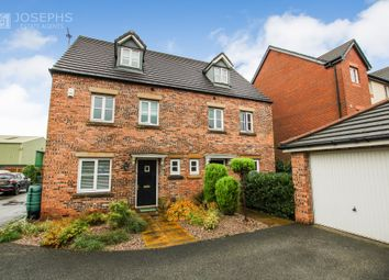 Thumbnail 4 bed town house for sale in Anderby Walk, Westoughton