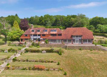 Crockham Hill, Edenbridge, Kent TN8. 8 bed detached house for sale