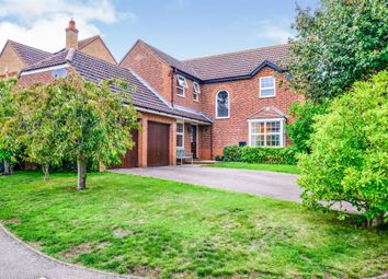 4 bed detached house for sale in Hibiscus Close, Abington, Northampton NN3