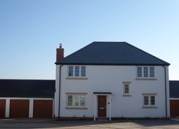 Thumbnail 4 bedroom detached house for sale in Plot 43, Ladywell Meadows, Chulmleigh