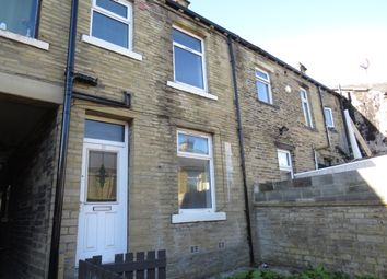 Thumbnail 1 bed terraced house for sale in Ewart Street, Bradford