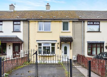 3 bed terraced house for sale in Areema Drive, Dunmurry, Belfast BT17