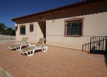 Thumbnail 3 bed villa for sale in Hvhc-Adh45Hf, Hondón De Los Frailes, Alicante, Valencia, Spain