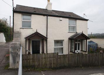 Thumbnail 1 bed semi-detached house to rent in Kings Street, Gunnislake, Cornwall