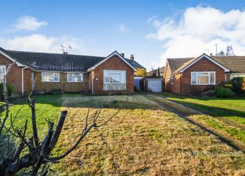 Thumbnail 2 bedroom bungalow for sale in Warwick Crescent, Sittingbourne