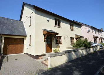 Thumbnail 4 bed link-detached house for sale in Pottery Yard, Liverton, Newton Abbot, Devon