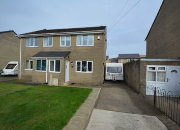 Thumbnail 3 bed semi-detached house for sale in Roaine Drive, Holmfirth