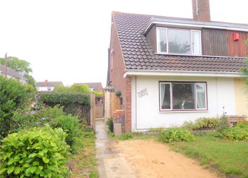 Thumbnail 3 bedroom semi-detached house for sale in Penhill Drive, Swindon, Wiltshire