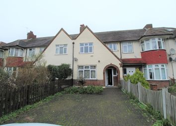 Thumbnail 4 bed flat to rent in Linden Grove, Nunhead