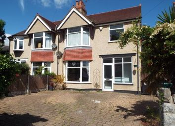 Thumbnail 4 bed semi-detached house for sale in Meirion Gardens, Colwyn Bay, Conwy