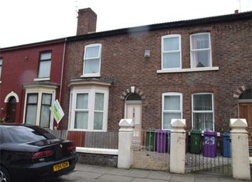 Thumbnail 5 bedroom terraced house for sale in Grey Road, Walton, Liverpool