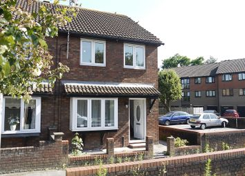 Thumbnail 3 bed end terrace house for sale in York Close, Beckton, London, Greater London.
