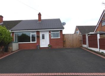 Thumbnail 2 bed bungalow for sale in Farndon Close, Broughton, Chester, Flintshire