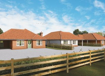 Thumbnail 3 bed detached bungalow for sale in Folly Lane, Copdock, Ipswich