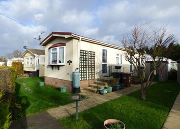Thumbnail 1 bed mobile/park home for sale in Marshmoor Crescent, Welham Green, Hatfield